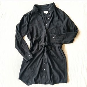 Lou & Grey DRESS Button Down